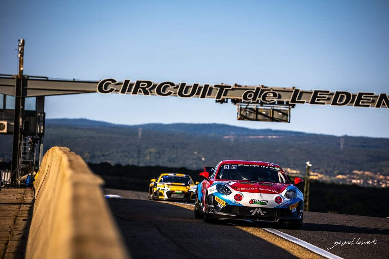 FFSA GT4 Alpine A110 Prost Redele Servol Ledenon 2021 6 | FFSA GT : Les duos Rédélé - Coubard et Ferté - Demoustier en P2 dans leurs catégories respectives à Lédenon