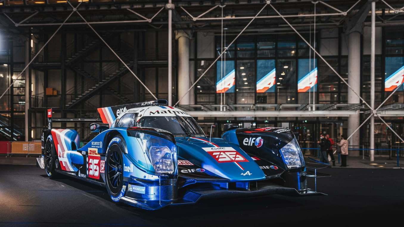 Alpine sengagera aux 24h du Mans 2024 en LMDH avec un chassis Oreca et un moteur Alpine 2 | Alpine s'engagera aux 24h du Mans 2024 en LMDh avec un châssis Oreca et un moteur Alpine 🇫🇷
