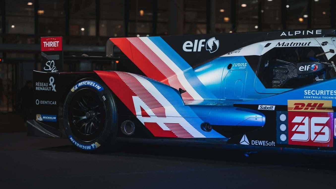 Alpine sengagera aux 24h du Mans 2024 en LMDH avec un chassis Oreca et un moteur Alpine 26 | Alpine s'engagera aux 24h du Mans 2024 en LMDh avec un châssis Oreca et un moteur Alpine 🇫🇷