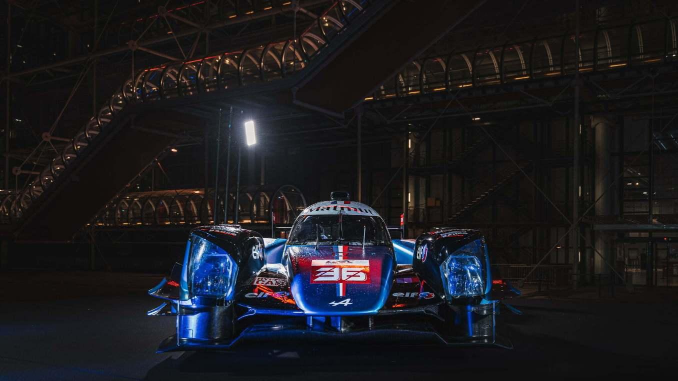 Alpine sengagera aux 24h du Mans 2024 en LMDH avec un chassis Oreca et un moteur Alpine 31 | Alpine s'engagera aux 24h du Mans 2024 en LMDh avec un châssis Oreca et un moteur Alpine 🇫🇷