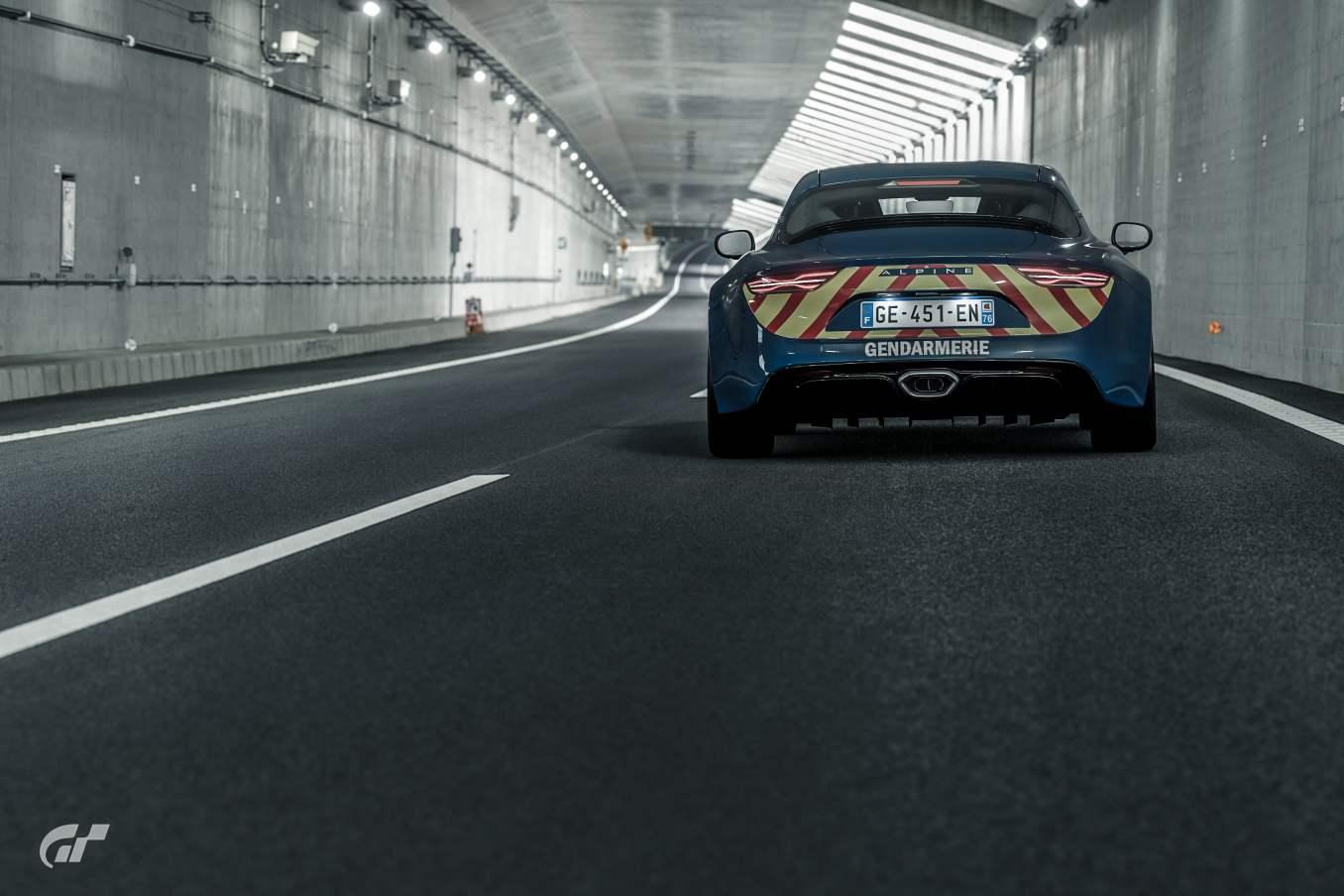 officiel les alpinistes gendarmerie Alpine A110 3 | [Officiel] La Gendarmerie roulera en Alpine avec 26 A110