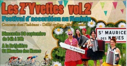 Festival accordéon des Z'Yvettes