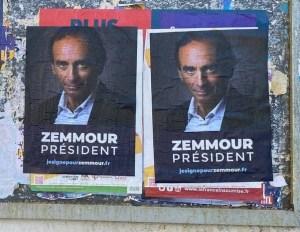 Zemmour Président