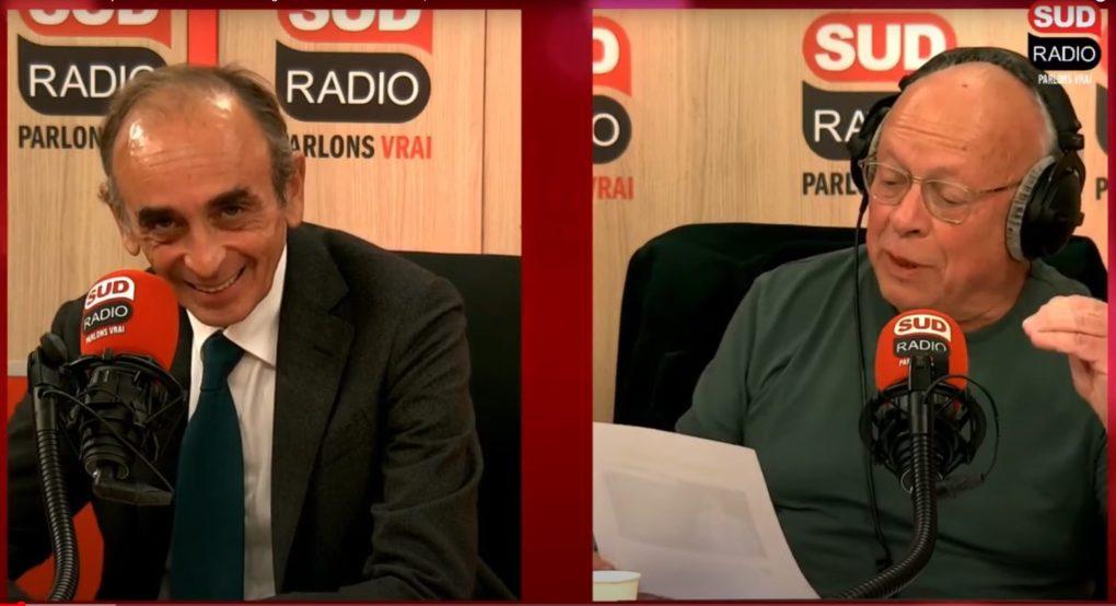 Zemmour Sud Radio