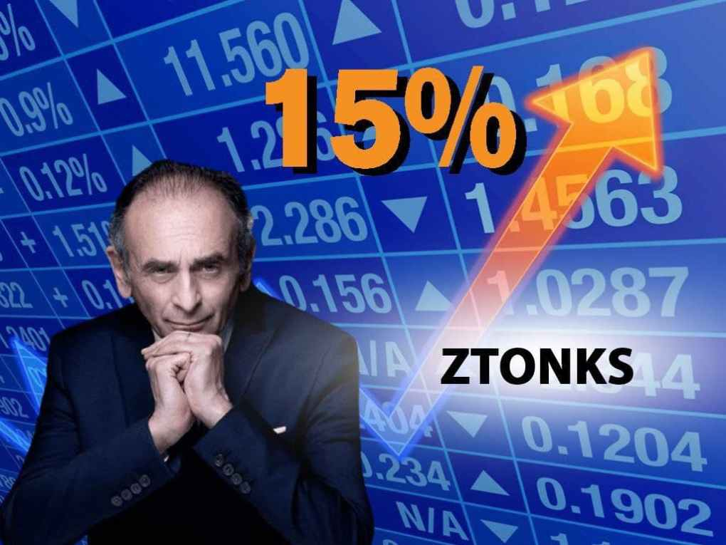 ZEMMOUR 15%