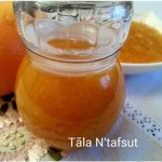 Confiture d'orange facile