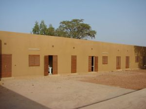 Maison communautaire