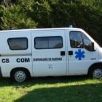 Nouvelle ambulance  Don du CHU de Nantes