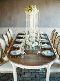 31 Table Centerpieces Ideas for New Years Eve
