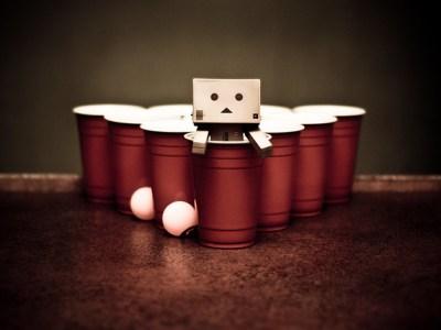Bière-pong et compagnie!