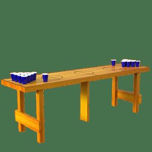 Table Bière-pong