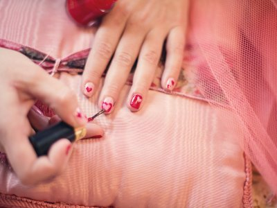 Nail Art entre filles !