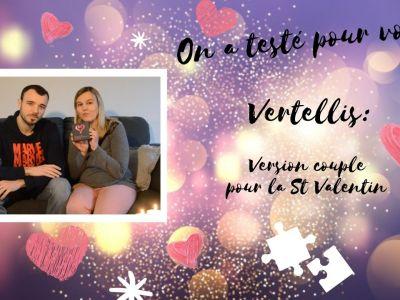 Jouez à Vertellis en couple pour la Saint Valentin
