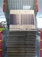 Élévation Nord/Sud, impression sérigraphique sur carton, Recto/Verso A plat : 50 x 58 cm Monté : 35 x 23 X 25 cm. Cliché Macula Nigra, juin 2016.