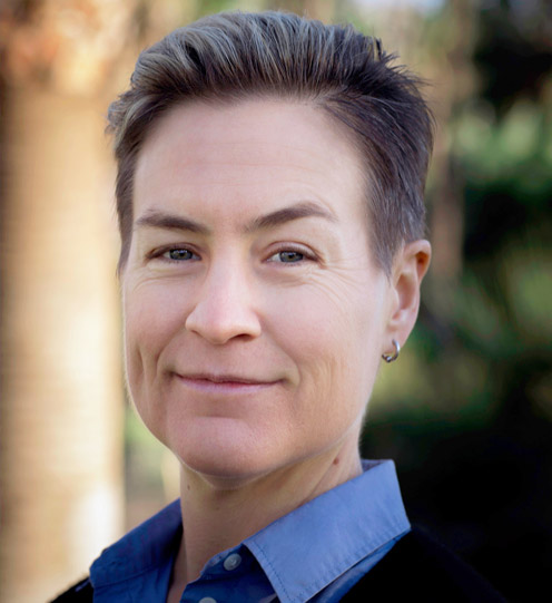 Rachel Ralston, Principal, Co-Lead Homeless Solutions Team