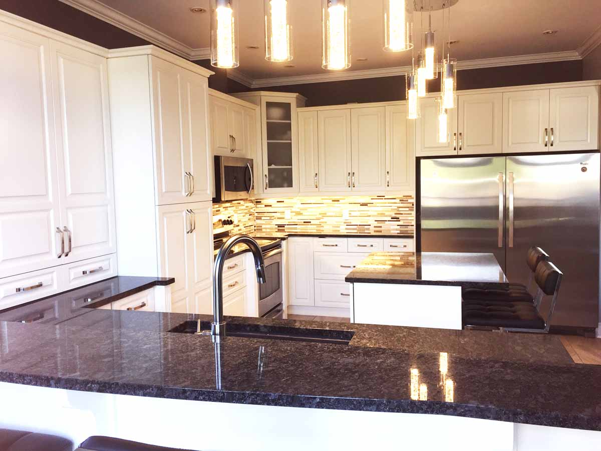 kitchen refacing game les armoires seguin cabinets accueil realisations return to the realizations list