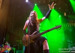 Ensiferum était à Montréal avec leur folk métal