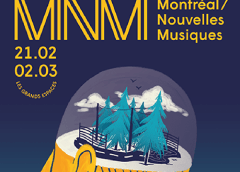 Festival Montréal/Nouvelles Musiques (MNM) : le compte à rebours est commencé