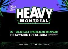 Programmation Heavy Montréal 2019
