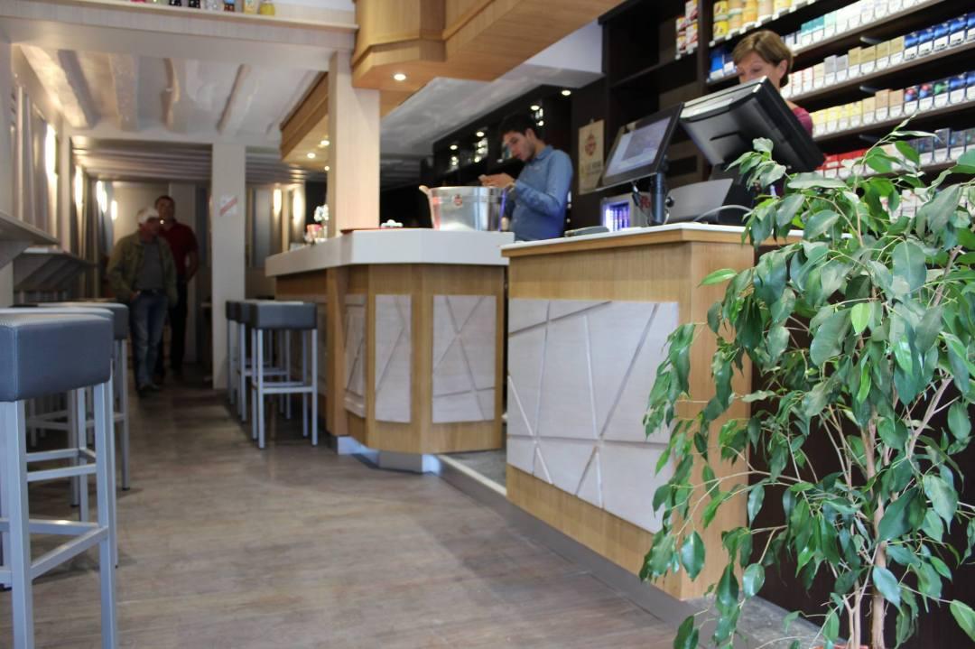 rénovation café scazz rouen