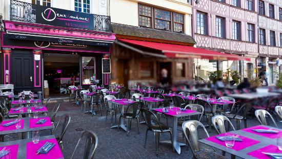 rénovation et décoration intérieur et extérieur Rouen - Restaurant d'Eux-Mêmes