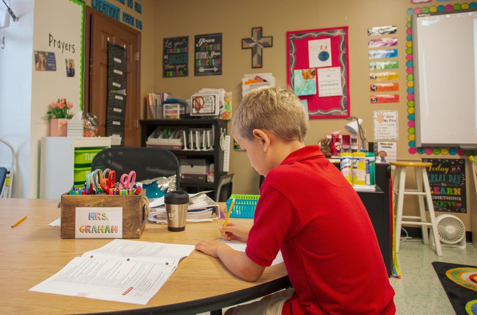 """Supporting Counseling """"First Responders"""" in Lutheran Schools"""