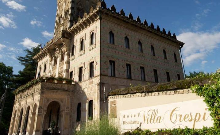 Hotel Ristorante Villa Crespi  Le Saucier
