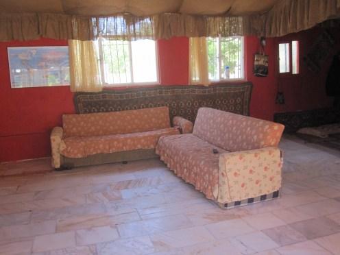 Le salon de l'hôtel Dört Mevsim