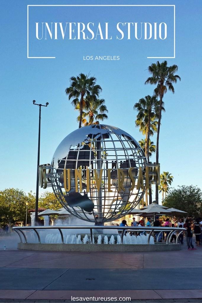 Universal Studio Hollywood Pin