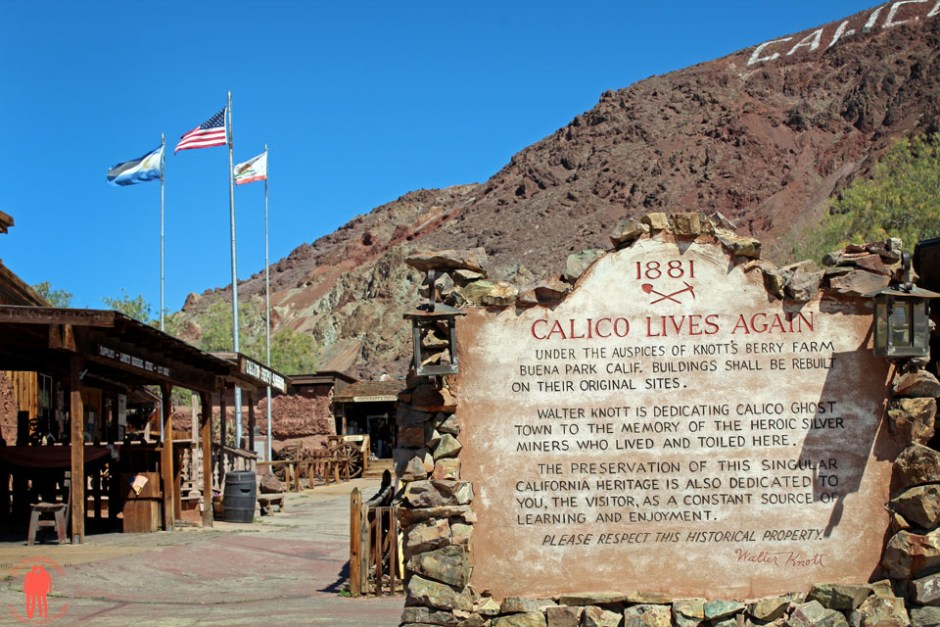 Calico Ville Fantôme - Calico Lives Again
