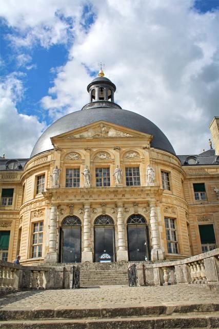 Dôme de Vaux le Vicomte