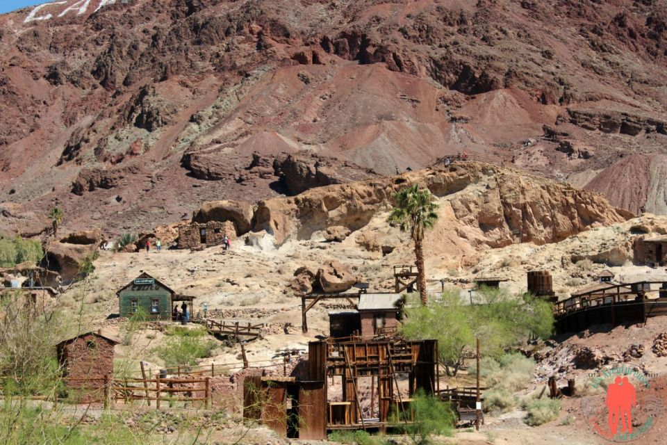 Ghost Town, Calico, Usa