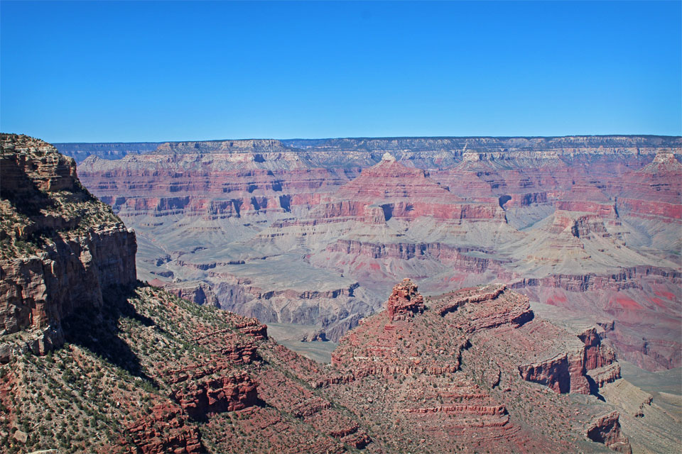 Grand Canyon Vue 1