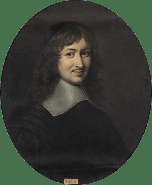 Portrait de Nicolas Fouquet Vaux le Vicomte