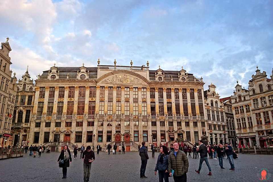 Que faire à Bruxelles - Grand Place Bruxelles Sunset
