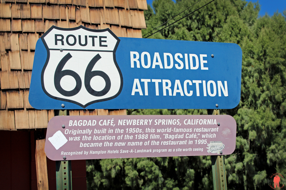 Route 66 - Roadside Attraction Bagdad Café