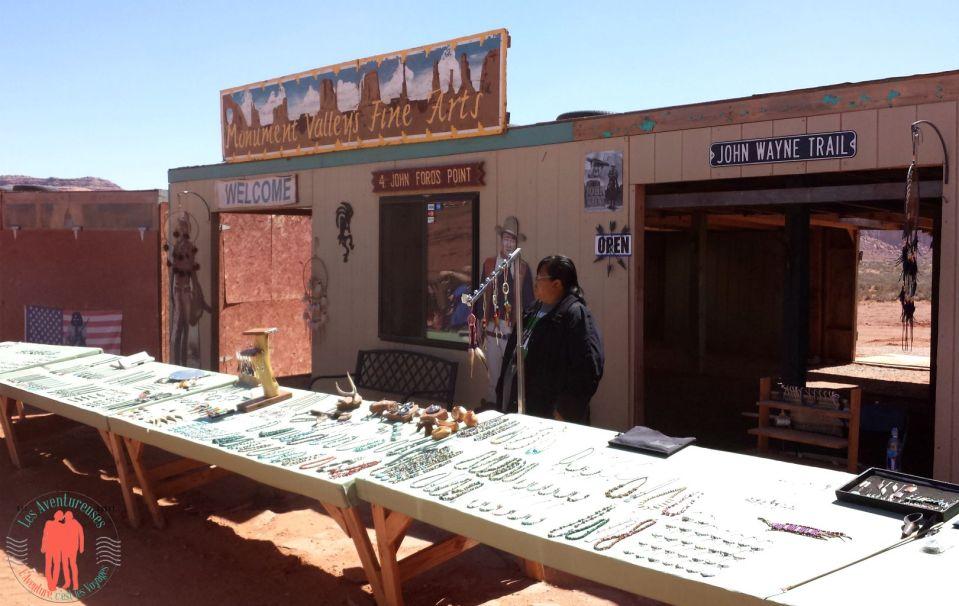 Artisanat Navajos