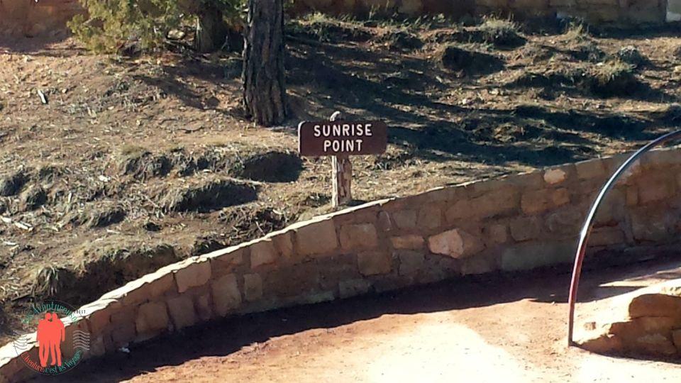 Sunrise point, Bryce Canyon