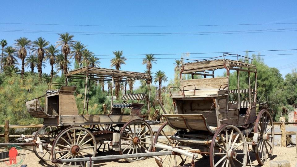 Chariots 19e, Vallée de la mort