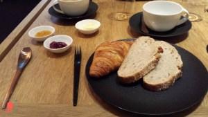 Petit-déjeuner à Fontevraud