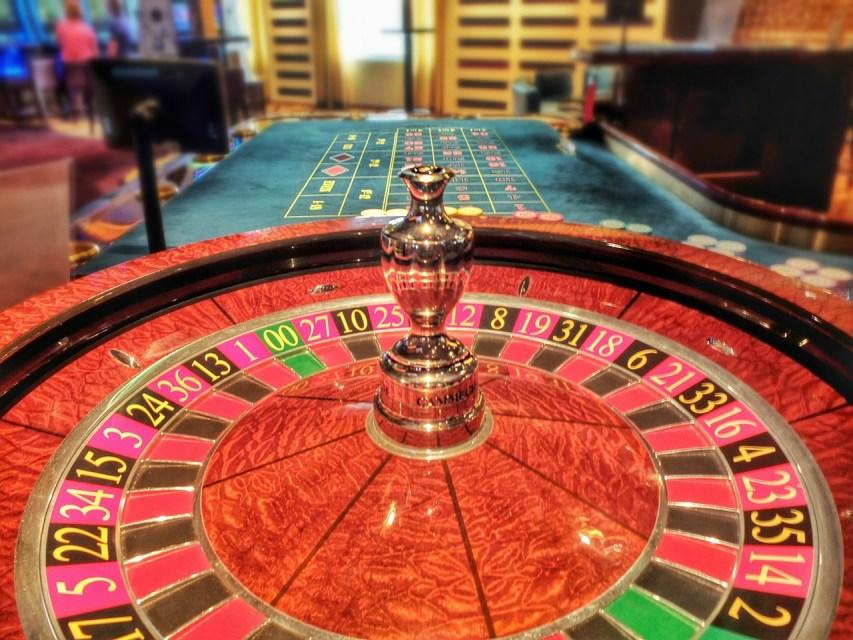 roulette, Las Vegas