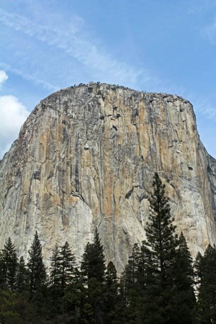 El Capitan, Yosemite Parc