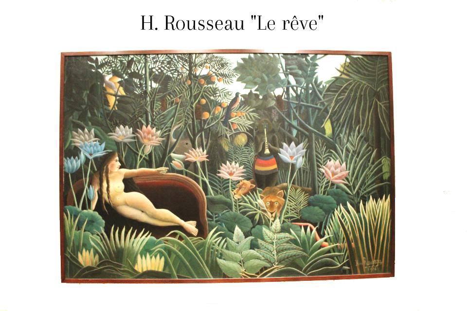 Henri Rousseau, le rêve MOMA