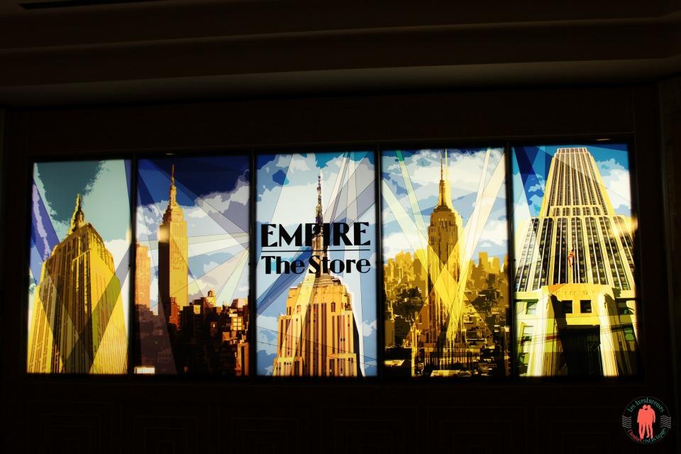 Illustration Empire The Store