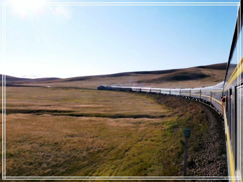 Prendre le train en Russie - Le Transmogolien