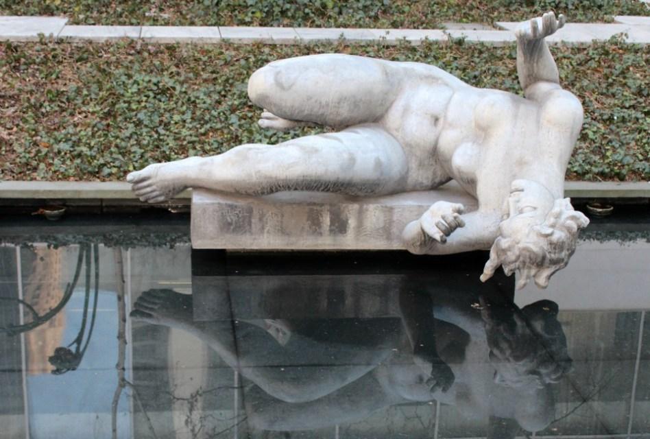 Sculpture, Fontaine