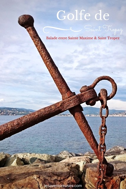 Golfe de Saint Tropez, Balade printanière entre Sainte Maxime & Saint Tropez