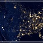 Vue de l'Espace - NaSa