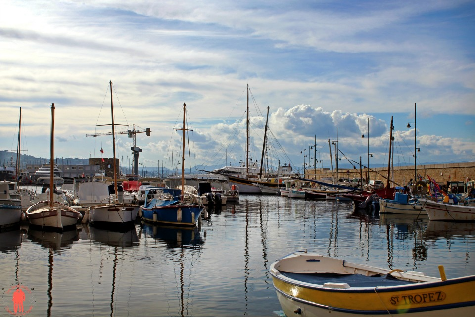 Port saint Tropez et Bateaux