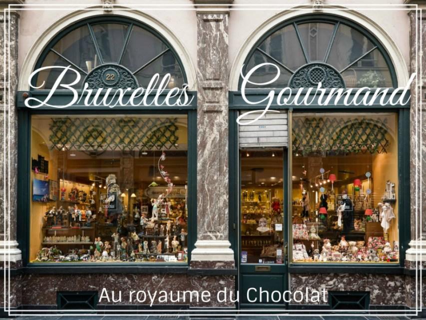 Bruxelles Gourmand, Au royaume du Chocolat Belge